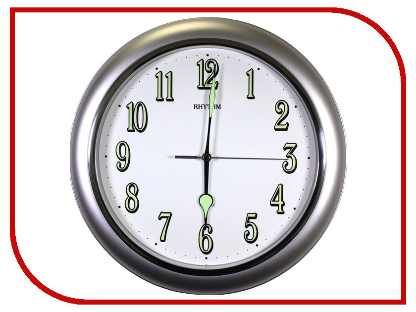 Часы RHYTHM CMG728NR19 rhythm rhythm cre222nr19