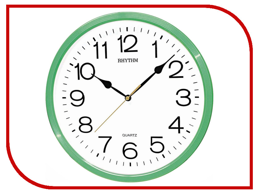Часы RHYTHM CMG734NR05 rhythm cmg270nr07
