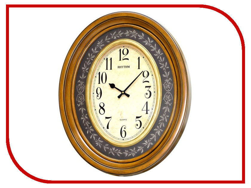 Часы RHYTHM CMG735NR06 купить коверлок juki mo 735