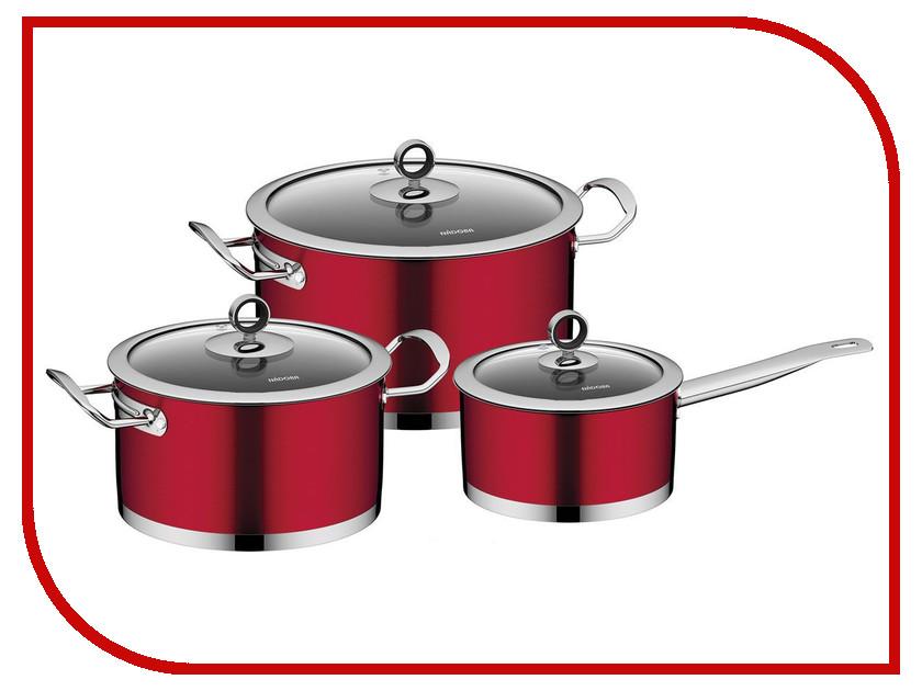 Набор Nadoba Cervena 726518 набор инструментов для кухни nadoba sirena