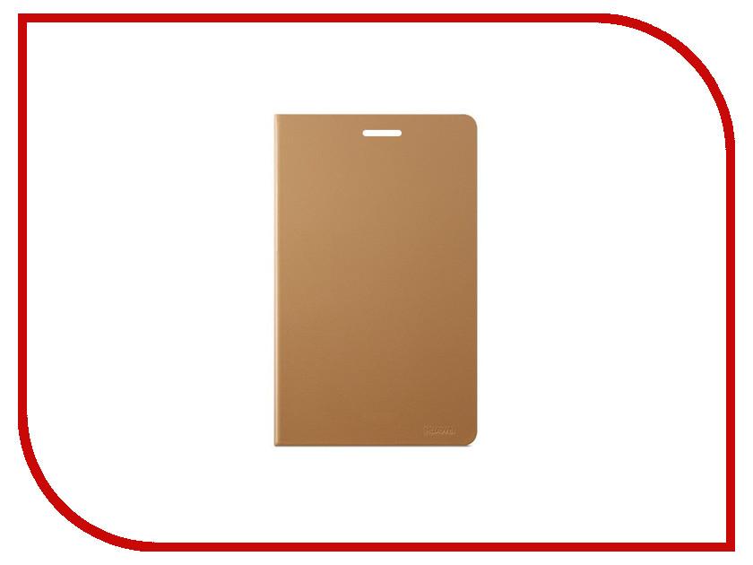Аксессуар Чехол для Huawei MediaPad T3 8 Brown 51991963 чехол книжка huawei flip cover для huawei mediapad t3 8 [51991963] коричневый