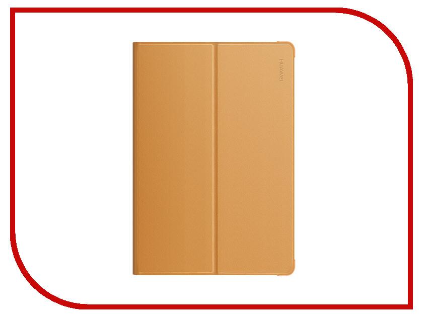 Аксессуар Чехол Huawei MediaPad M3 Lite 10 Brown 51991935