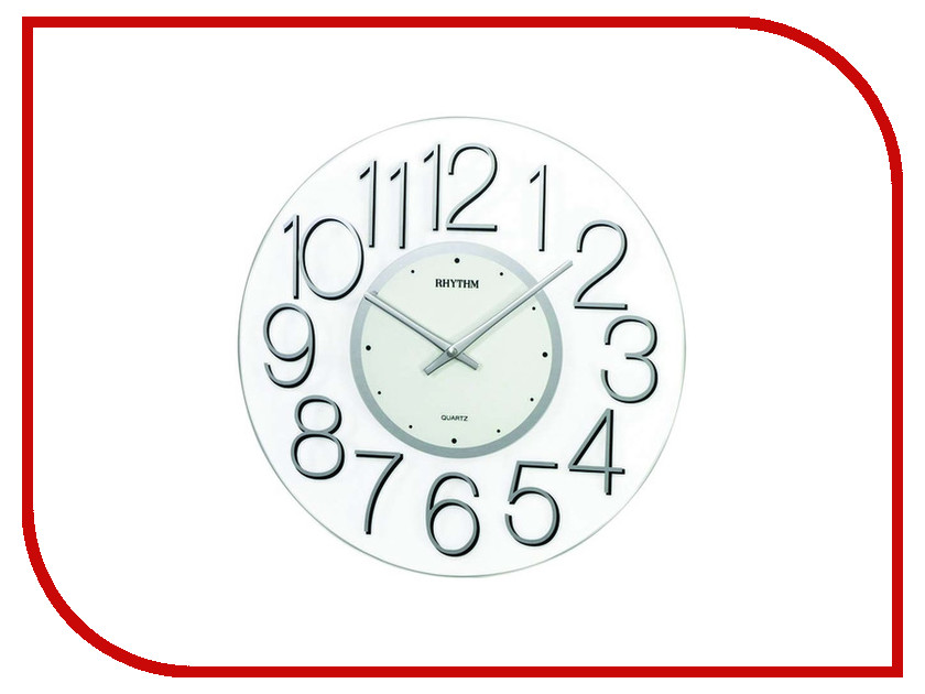 Часы RHYTHM CMG738BR19 rhythm cmg270nr07