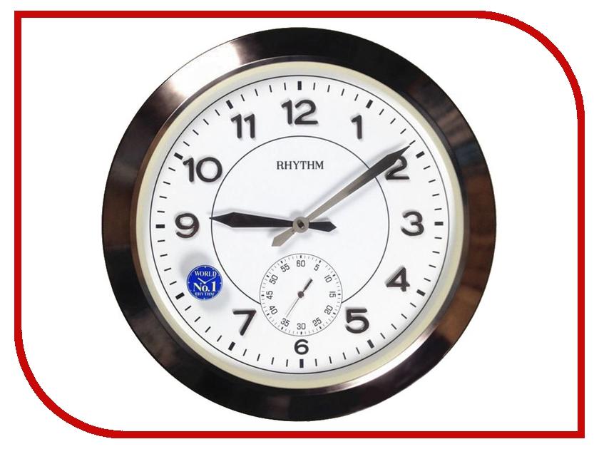 Часы RHYTHM CMG771NR02 rhythm настенные часы rhythm cmg771nr02 коллекция