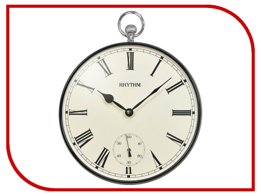 Часы RHYTHM CMG772NR02 rhythm rhythm cre222nr19