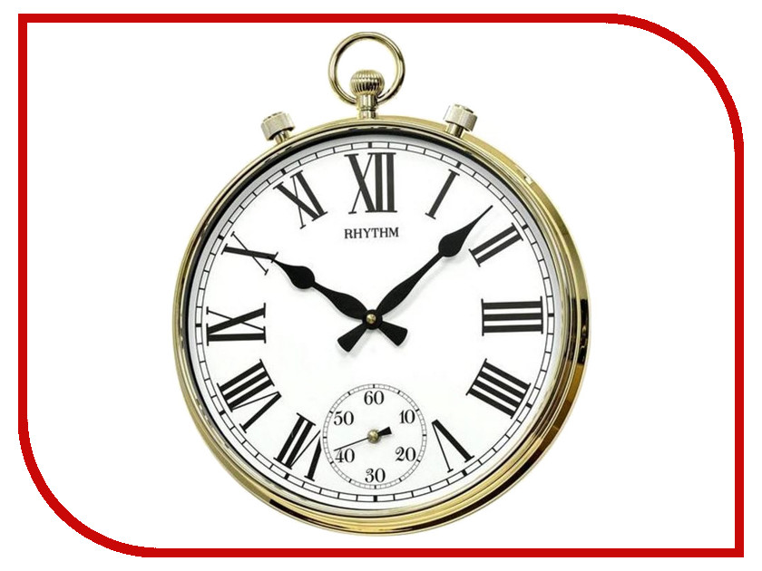 Часы RHYTHM CMG773NR18 rhythm cre873nr02