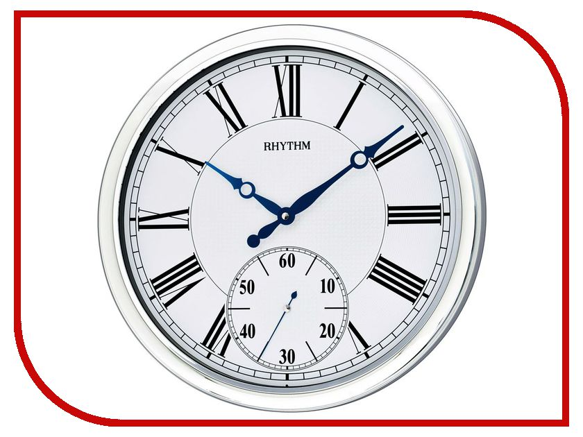 Часы RHYTHM CMG774NR19 rhythm rhythm cre222nr19