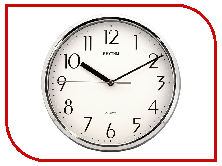 Часы RHYTHM CMG839BR19 rhythm rhythm 8ra626wr06