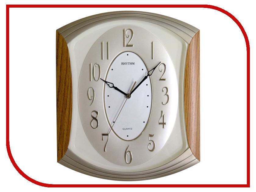 Часы RHYTHM CMG856NR07 stomacher 856 15