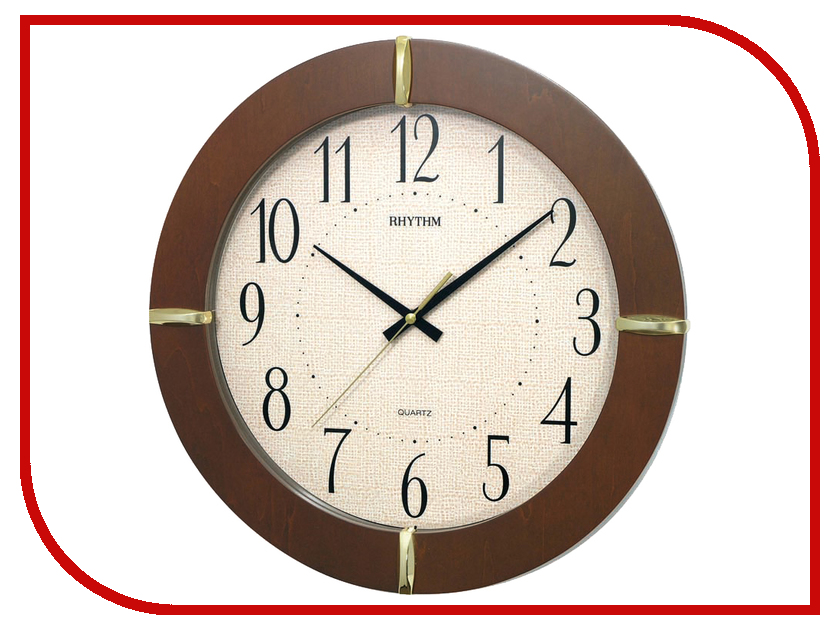 Часы RHYTHM CMG976NR06 rhythm rhythm 8ra626wr06