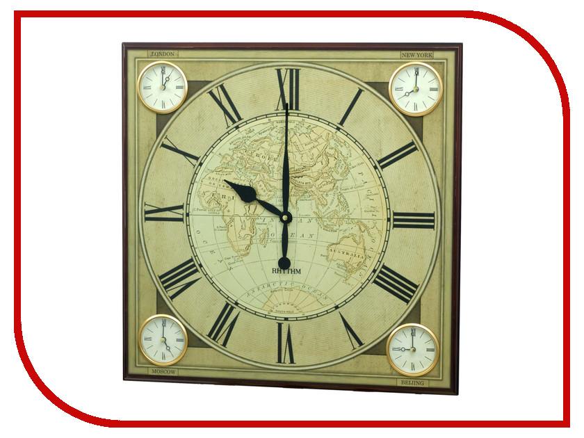 Часы RHYTHM CMW904NR06