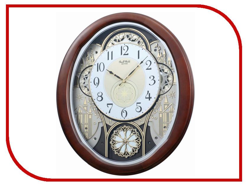Часы RHYTHM 4MH876WD06 пледы tango плед микрофибра tango фланель евро 200x220