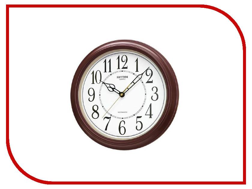 Часы RHYTHM CMH726NR06 crown cmh 943 silver