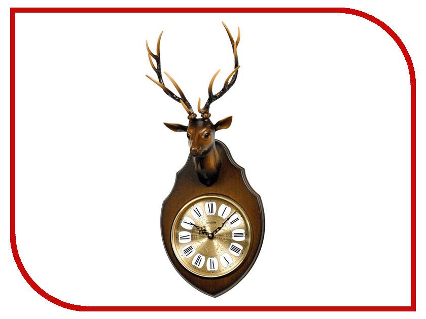 Часы RHYTHM CMH750NR06 crown cmh 943 silver
