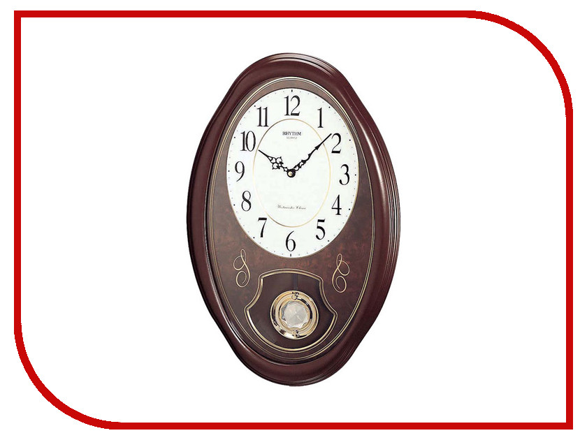 Часы RHYTHM CMJ320NR06 rhythm cmg493nr02