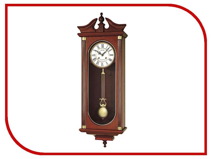 Часы RHYTHM CMJ446CR06 rhythm rhythm cmj446cr06 коллекция