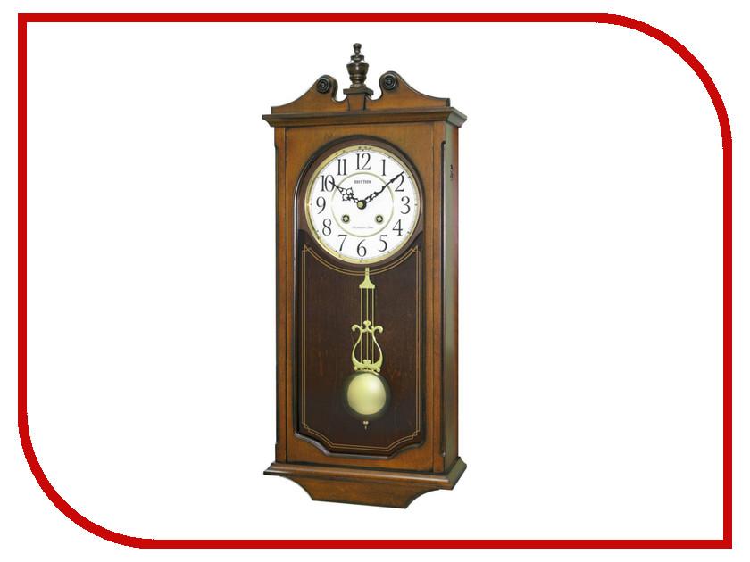 Часы RHYTHM CMJ456BR06 rhythm rhythm 4sg719wr18
