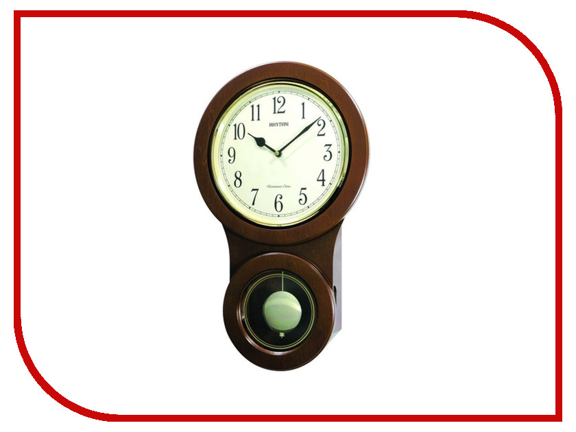Часы RHYTHM CMJ499FR06 rhythm cmg270nr07