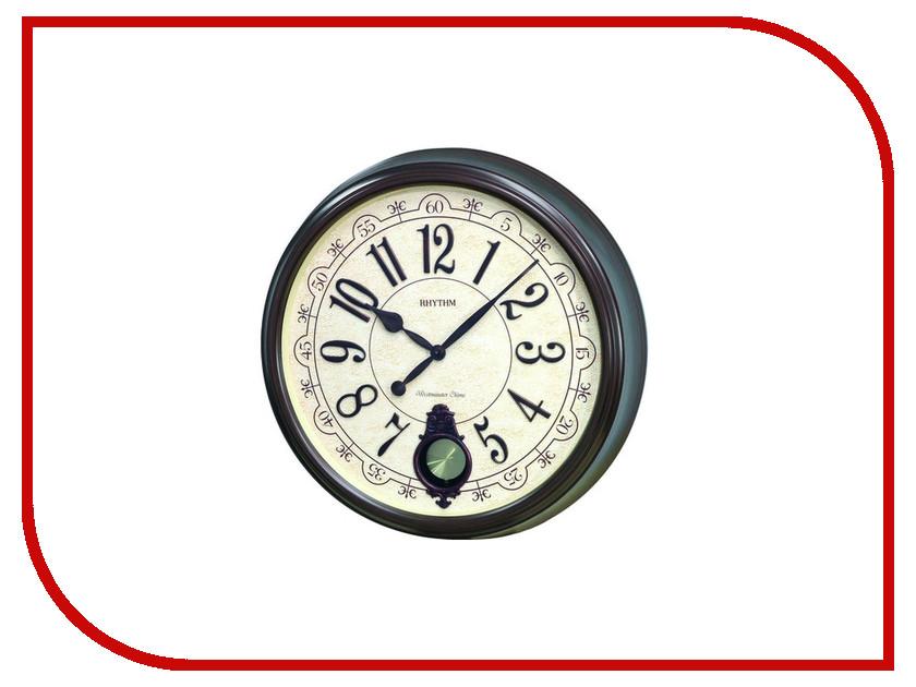 Часы RHYTHM CMJ504NR06 rhythm cmg493nr02