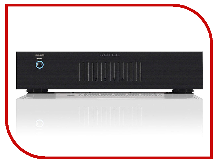Усилитель Rotel RKB-8100D Power Amp Black