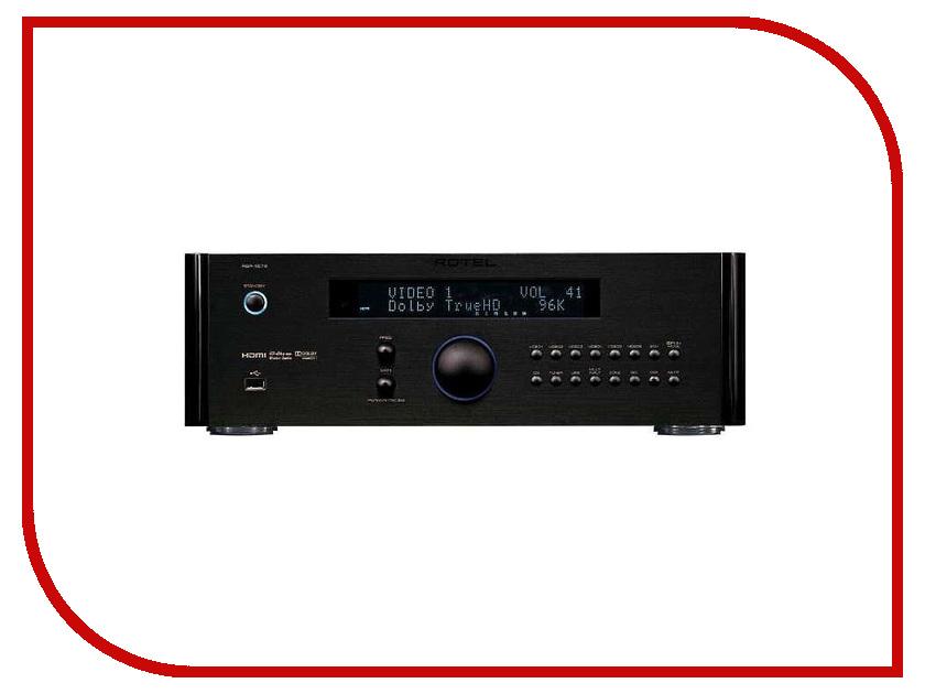 AV процессор Rotel RSP-1572 Black rotel rb 1572