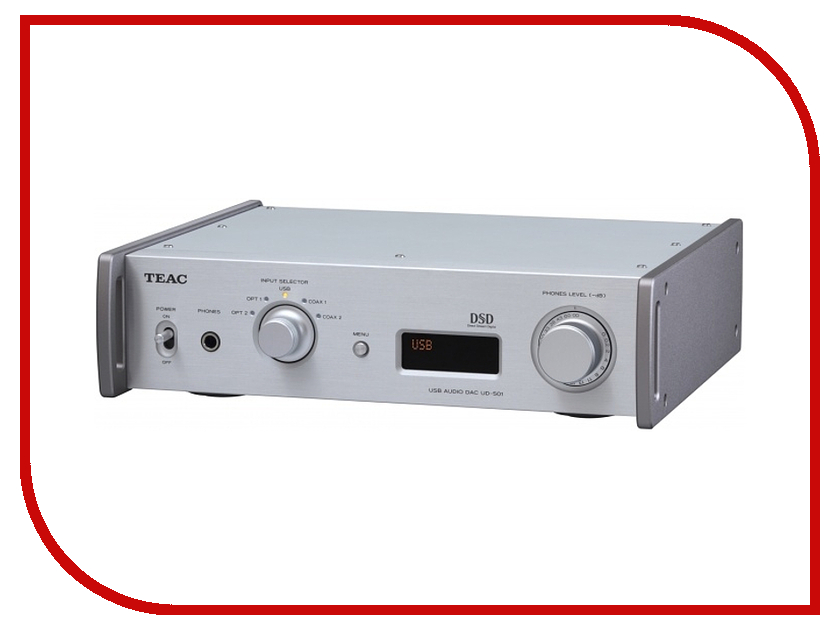 ЦАП Teac UD-501 Silver