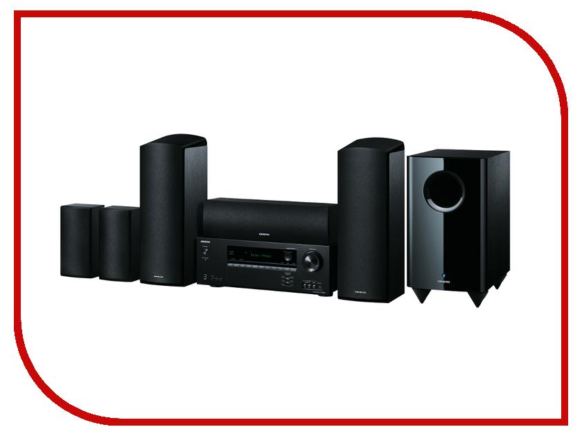Комплект Onkyo HT-S 5805 3d blu ray домашний кинотеатр 5 1 onkyo ht s 5805 black