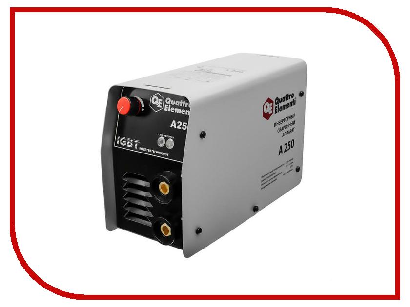 Сварочный аппарат Quattro Elementi A 250 248-542 мойка высокого давления quattro elementi