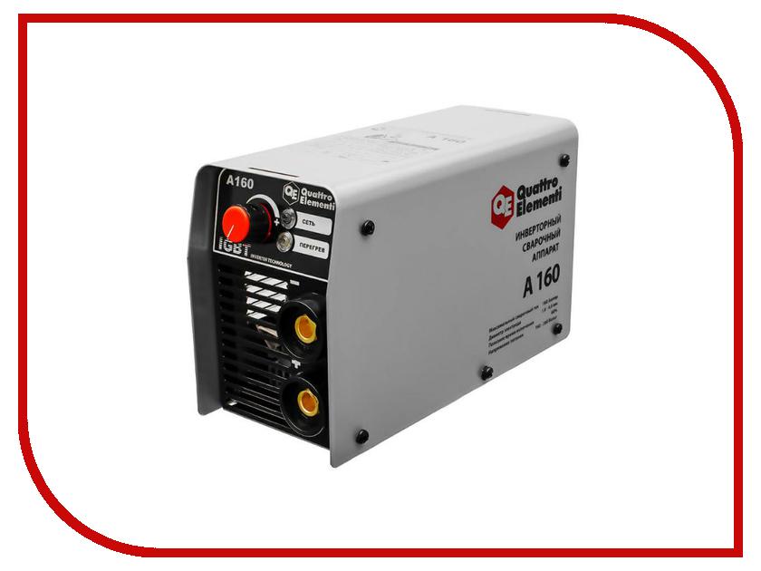 Сварочный аппарат Quattro Elementi A 160 248-511