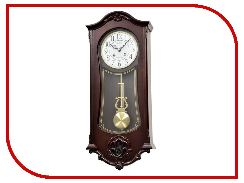 Часы RHYTHM CMJ562NR06 rhythm rhythm crj608nr06