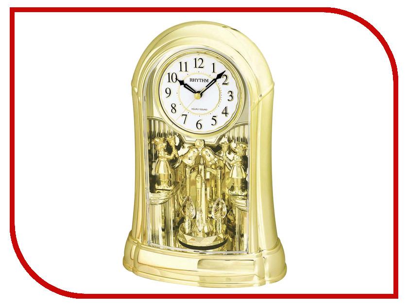 настольные часы rhythm 4rh775wd18 Часы RHYTHM 4RH775WD18