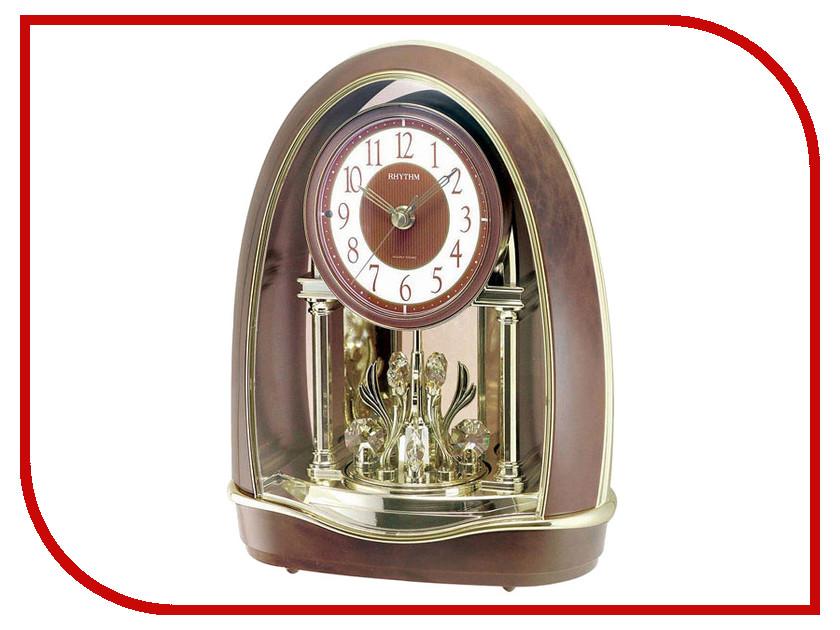Часы RHYTHM 4RH781WD23 wd 23 4 свеча аром янтарь и мирра