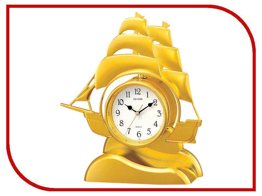 Часы RHYTHM 4RP705WS18 настольные часы rhythm 4rp705ws18