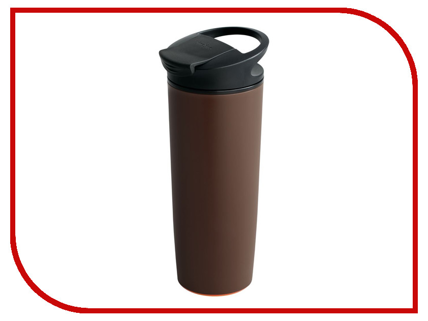 Термокружка Indivo fix Mug Brown 2118.59 термокружка emsa travel mug fun 0 36l white black 514176