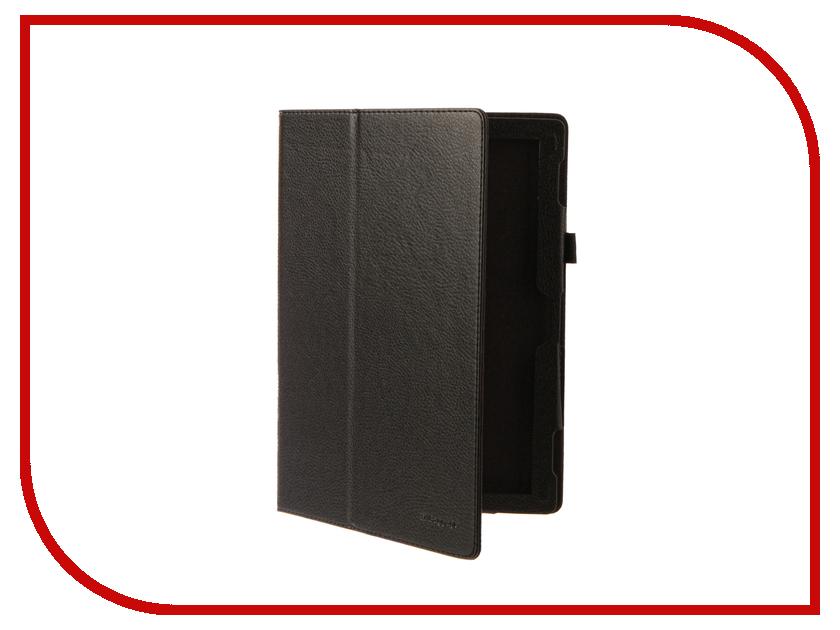 Аксессуар Чехол для Lenovo Tab 4 10.0 TB-X304L IT Baggage Black ITLNT410-1
