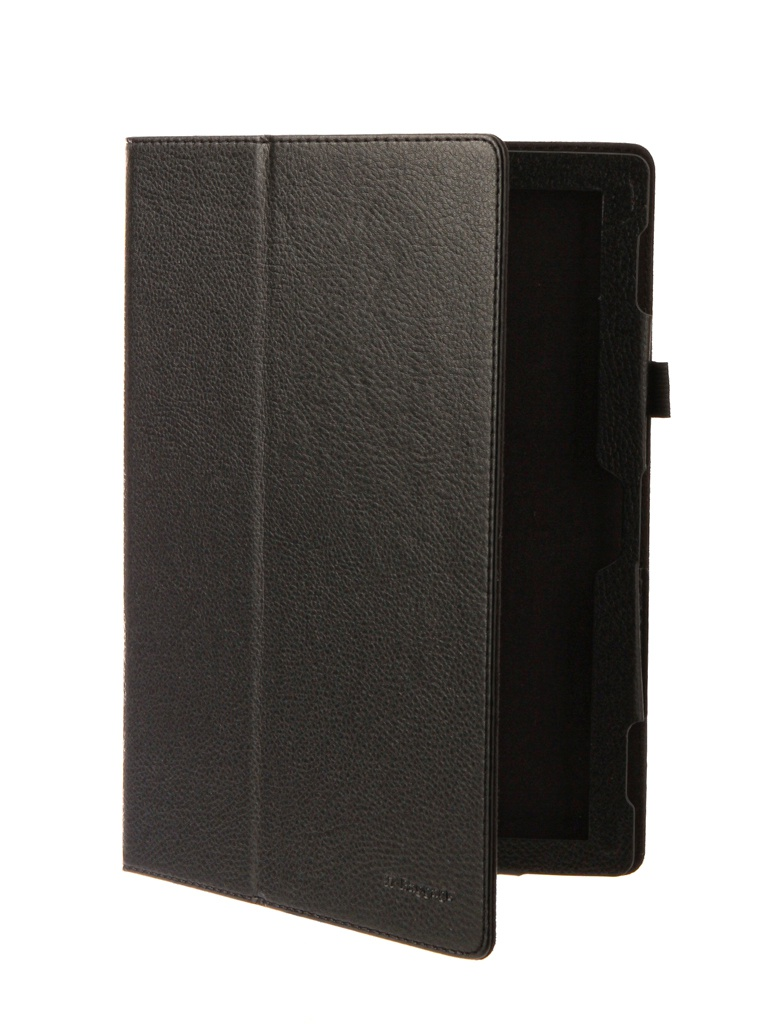 Аксессуар Чехол IT Baggage для Lenovo Tab 4 10.0 TB-X304L Black ITLNT410-1