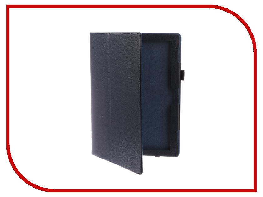 Аксессуар Чехол для Lenovo Tab 4 10.0 TB-X304L IT Baggage Blue ITLNT410-4