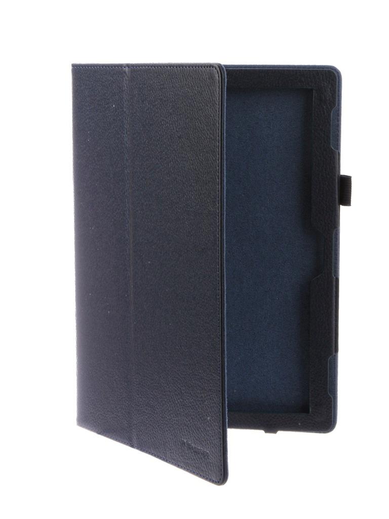 Аксессуар Чехол IT Baggage для Lenovo Tab 4 10.0 TB-X304L Blue ITLNT410-4 аксессуар чехол it baggage для lenovo tab 4 10 0 tb x304l black itlnt410 1