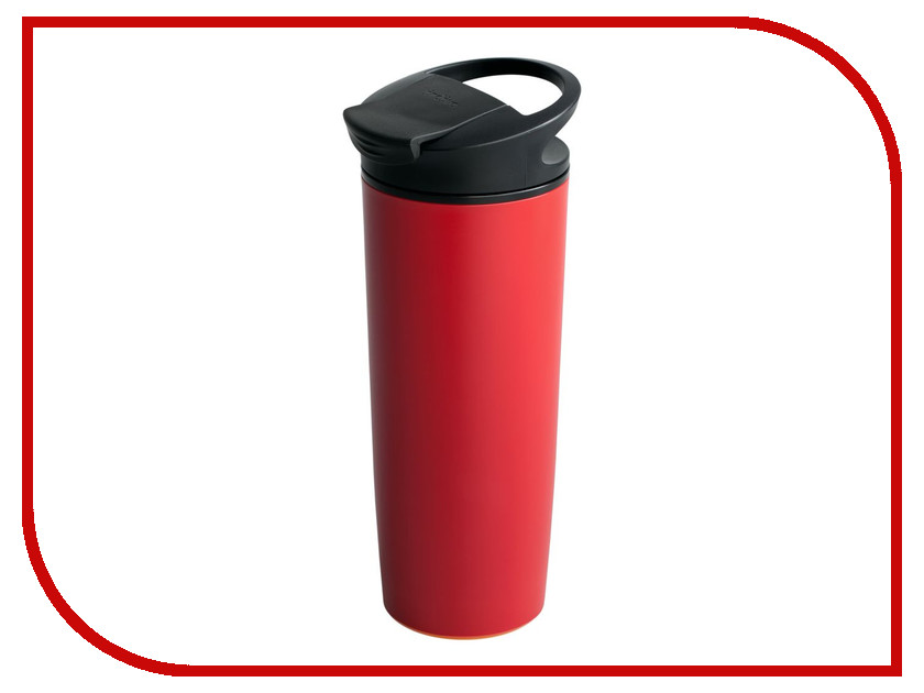 Термокружка Indivo fix Mug Red 2118.50 термокружка emsa travel mug fun 0 36l white black 514176