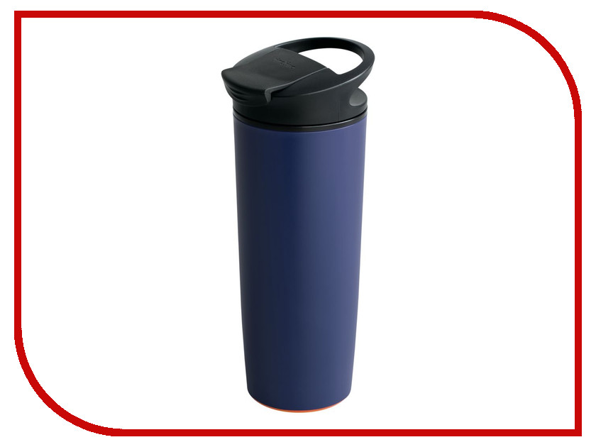 Термокружка Indivo fix Mug Blue 2118.40 термокружка emsa travel mug fun 0 36l white black 514176