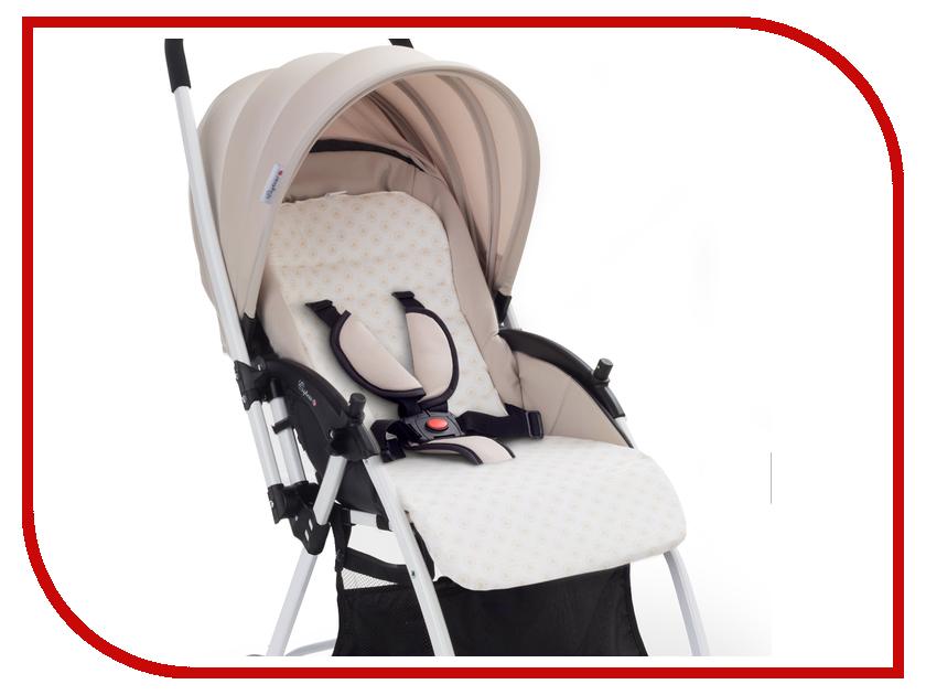 Матрас универсальный в коляску Esspero Baby-Cotton Heart 108068284 матрас универсальный в коляску esspero baby cotton linear 108068282