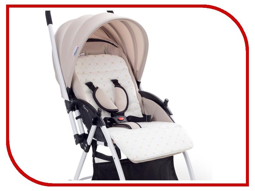 Матрас универсальный в коляску Esspero Baby-Cotton Big Star 108068281 комплекты в коляску esspero матрас универсальный baby cotton lux