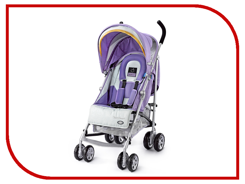 Коляска Zooper Twist Smart Lavander 105220 прогулочные коляски zooper z9 rich