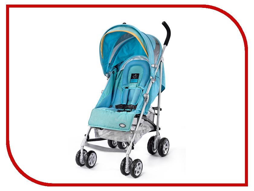 Коляска Zooper Twist Smart Cyan 105222 прогулочные коляски zooper z9 rich