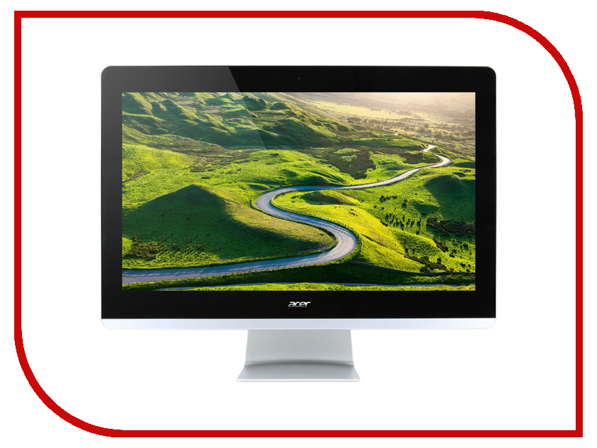 Моноблок Acer Z3-715 DQ.B84ER.007 (Intel Core i3-7100T 3.4 GHz/4096Mb/1000Gb/DVD-RW/nVidia GeForce 940M 2048Mb/Wi-Fi/Bluetooth/Cam/23.8/1920x1080/Windows 10 Home)