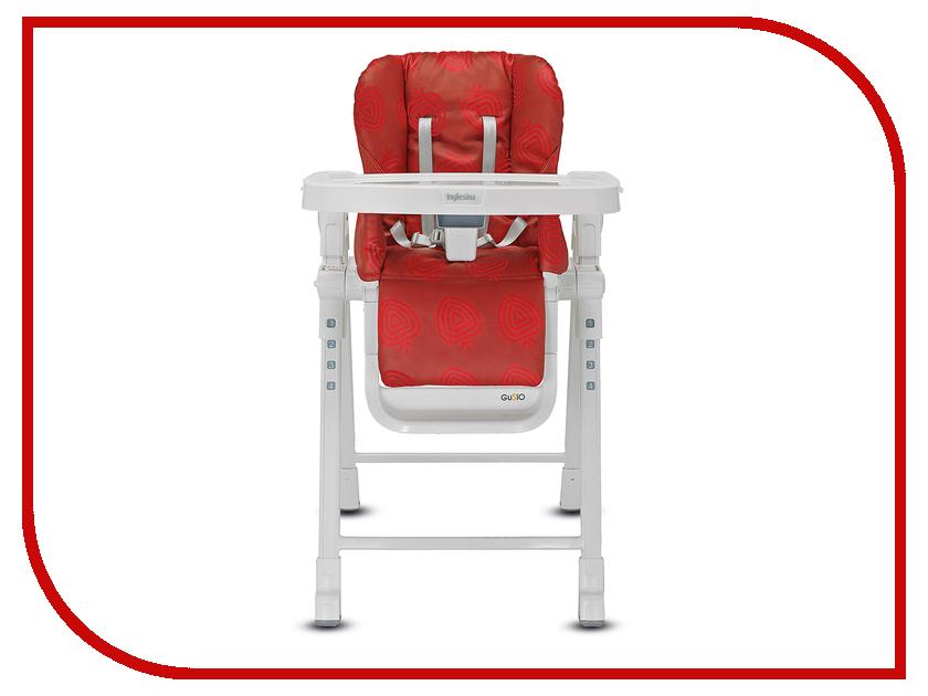 Стул Inglesina Gusto 8029448062205 высокий стул для кормления inglesina gusto turchese blue
