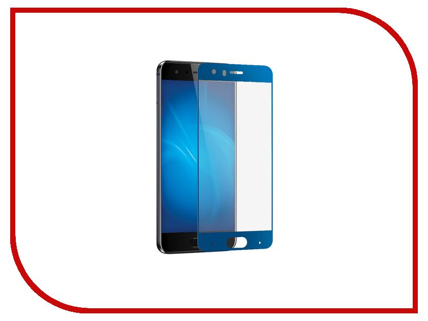 Аксессуар Защитное стекло Huawei Honor 9 Mobius 3D Full Cover Blue