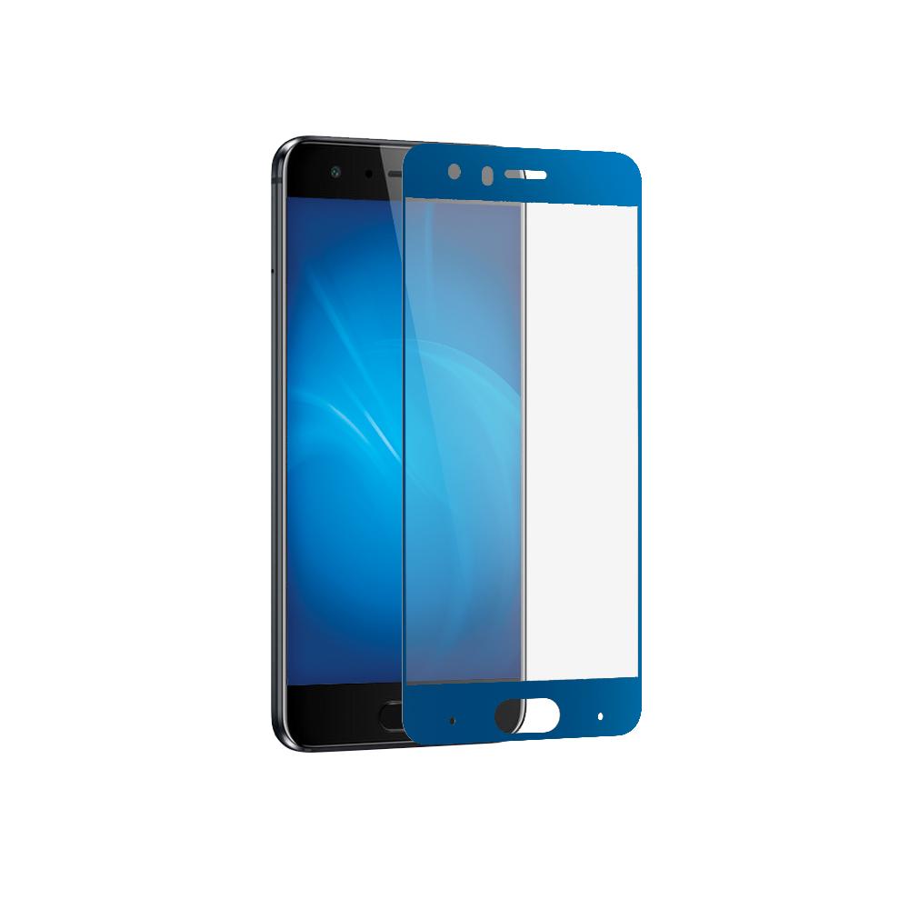 Аксессуар Защитное стекло Mobius для Honor 9 3D Full Cover Blue защитное стекло mobius huawei honor 9 lite серый