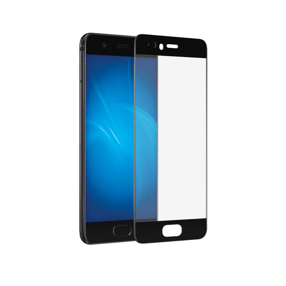 купить Аксессуар Защитное стекло Mobius для Huawei Honor P10 3D Full Cover Black по цене 540 рублей
