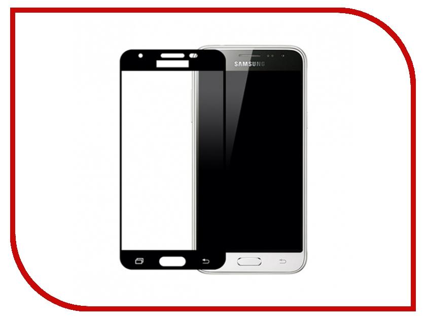 Аксессуар Защитное стекло Samsung Galaxy J3 2017 CaseGuru Full Screen 0.33mm Black аксессуар защитное стекло samsung g925f galaxy s6 edge caseguru 3d 0 33mm white